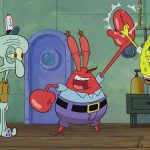 Spongebob And Krabs