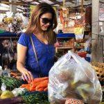 Tamara Bleszynski ke Pasar