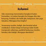 Tebakan Lucu Islami