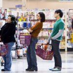Antri di Supermarket