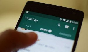 Chatting Whatsapp