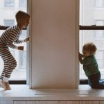 Children-Hide-Playing-in-House