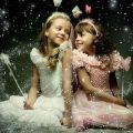 Dua Malaikat Cantik