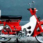 Honda-C70-Antik