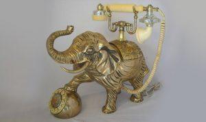 Telepon-Gajah