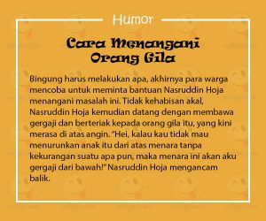 Humor Sufi 7